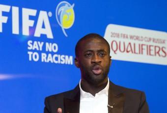 Football : Yaya Touré invité par la FIFA pour un nouveau plan contre le racisme