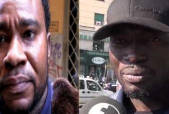 Ibra & Benjamin, ces héros africains d'Italie méconnus en France