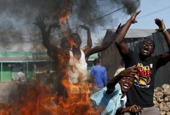 Burundi : l'armée capitule après une tentative de coup d'Etat avortée