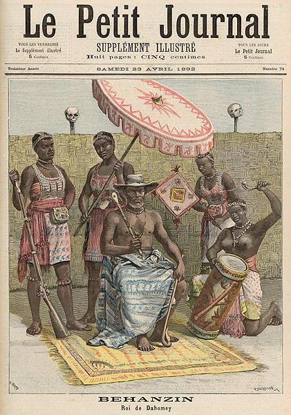 Guezo de Dahomey