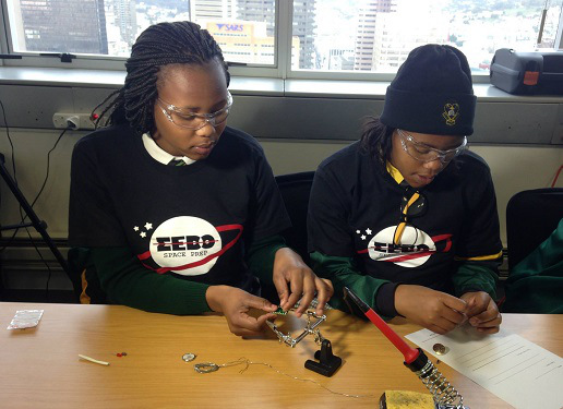 Africa's-first-private-satellite-to-be-launched-by-High-School-Girls
