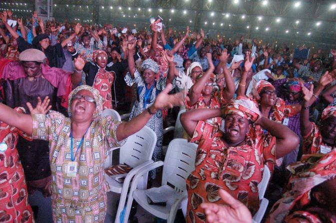En 2050, l'Afrique aura la population de Chrétiens la plus importante au monde