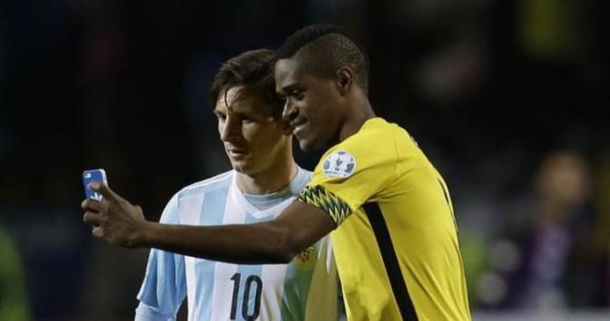 Football: Deshorn Brown-Lionel Messi, une histoire d'opportunité