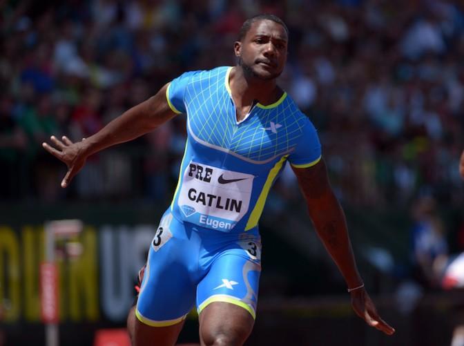 Athlétisme : Justin Gatlin, un retour au sommet escorté par la suspicion du dopage