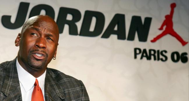 Michael Jordan, la légende vivante du basket à Paris ce week-end pour les 30 ans de sa marque