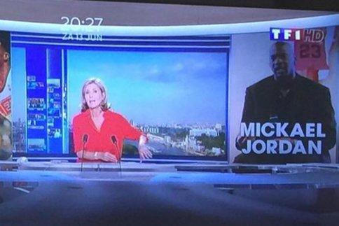 Quand TF1 et Cavani se trompent sur Michael Jordan et la Jamaïque