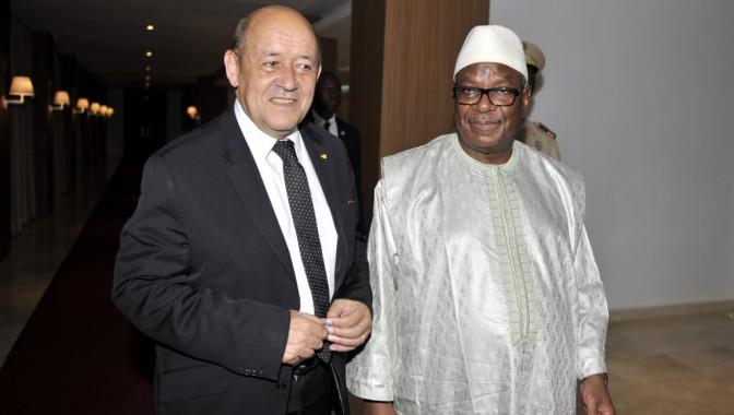 Terrorisme : Le Mali et la France renforcent leur coopération militaire