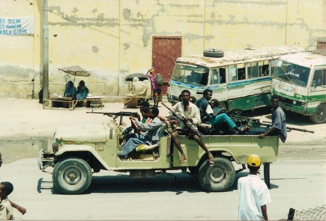 Somalie : Six morts dans un attentat-suicide à Mogadiscio