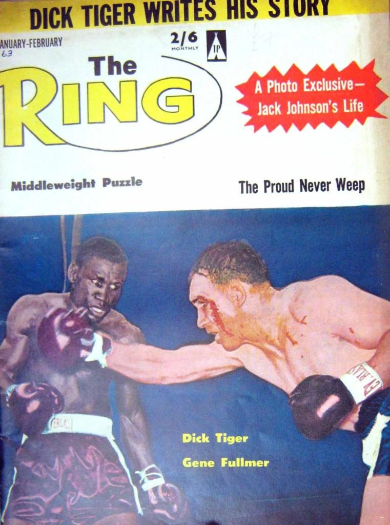 Dick Tiger vs Gene Fullmer