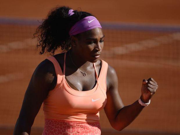 Roland-Garros 2015: Serena Williams, la guerrière critiquée pour une grippe s'offre une nouvelle finale