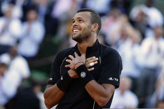 Roland-Garros 2015: Jo-Wilfried Tsonga, le dernier français n'oublie pas ses origines