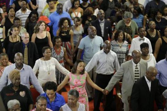 Fusillade de Charleston : Quand l'esprit 'Martin Luther King' triomphe sur la haine