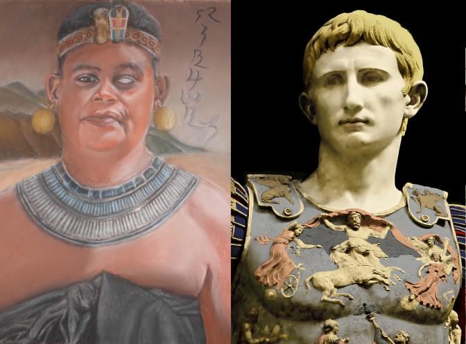 La 'Candace borgne', une reine africaine face à l'Empire romain