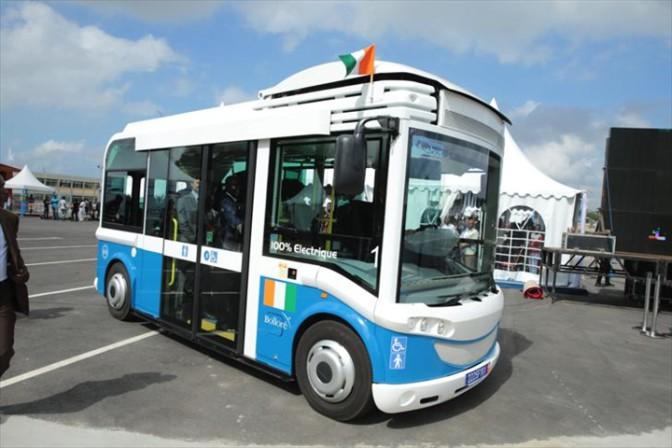 Le Congo-Brazzaville adopte des véhicules électriques