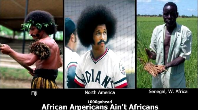 Ces mouvements noirs Américains qui nient leurs origines africaines