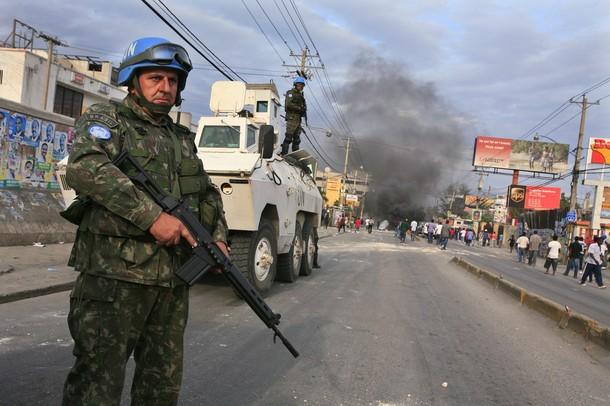 Haïti : Des soldats de l'ONU accusés d'exploitation sexuelle