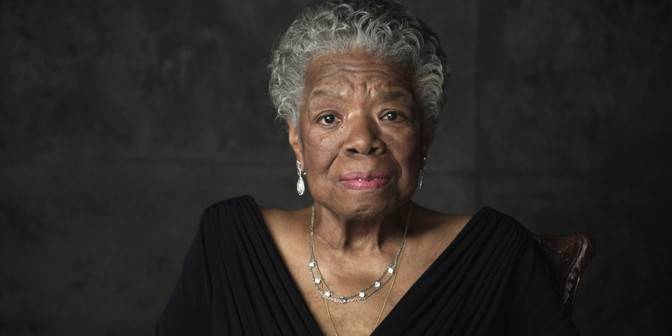 Hommage à Maya Angelou