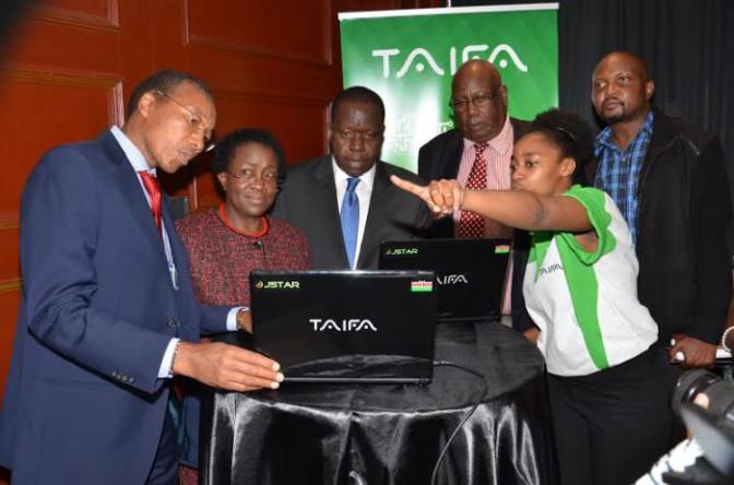 Une université kényane sort 4000 ordinateurs portables conçus localement