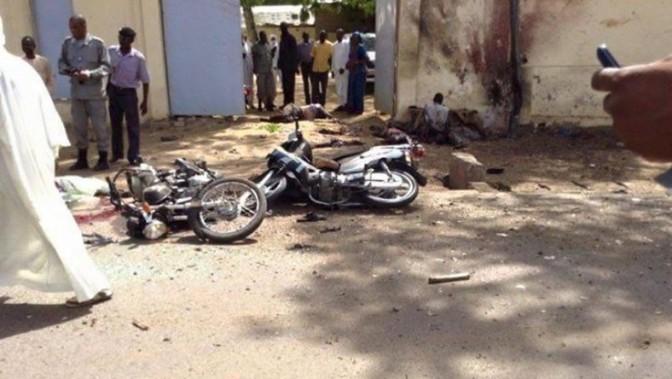Un double-attentat tue près de trente personnes à N'djamena