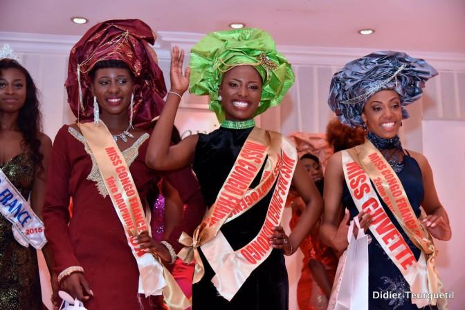 Miss Congo France 2015, une compétition sous le signe de l'unité congolaise