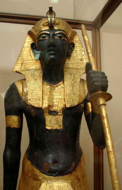 Statue du Ka de Toutankhamon
