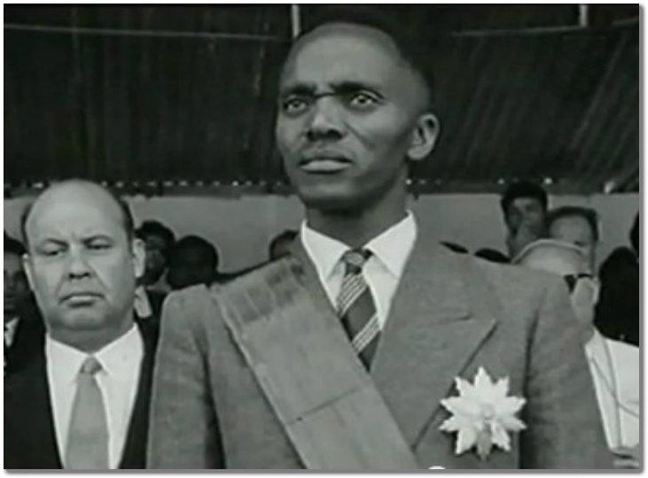 Grégoire Kayibanda et l'indépendance du Rwanda