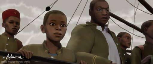 «Adama», ce dessin animé qui rend hommage aux tirailleurs sénégalais