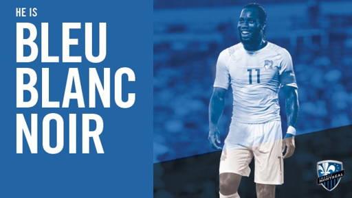 Le nouveau défi de Didier Drogba