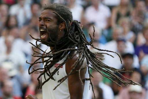Wimbledon 2015: Dustin Brown, le rasta raquette qui a fait sensation face à Rafael Nadal