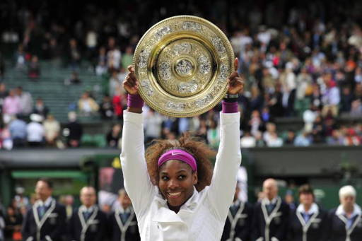 Wimbledon 2015 : Miss Serena Williams, la grande championne