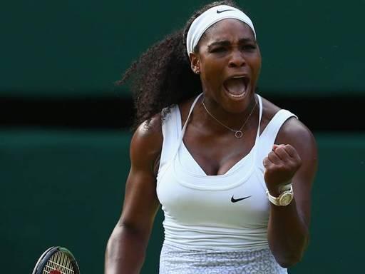 Wimbledon 2015: Serena Williams, la patronne s'offre une nouvelle finale