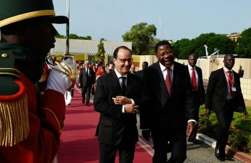 Bénin : François Hollande s'ingère dans l'élection présidentielle ?