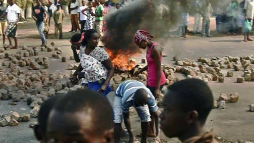 Présidentielle au Burundi : Les électeurs ont boudé un simulacre de scrutin