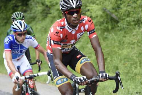 Tour de France : Les premiers coureurs noirs africains ont du talent