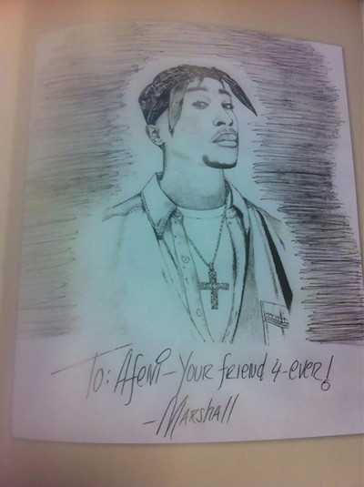 Rap américain : Eminem rend un hommage émouvant à Tupac