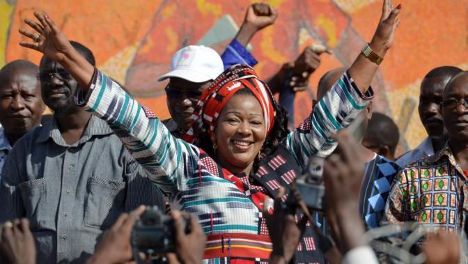 Burkina : «L'Amazone de Tougan», la candidate du changement