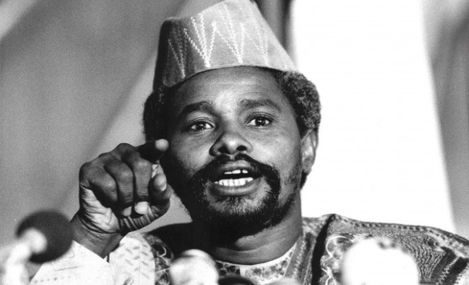 Hissène Habré, ancien président du Tchad en pleine tempête judiciaire