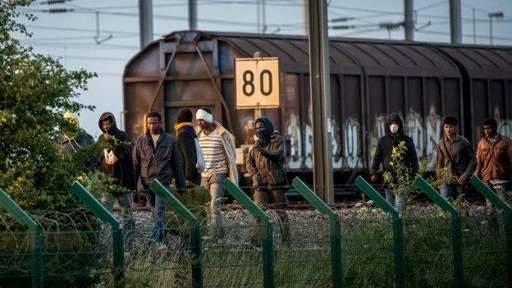 France : Un migrant soudanais meurt percuté par un camion