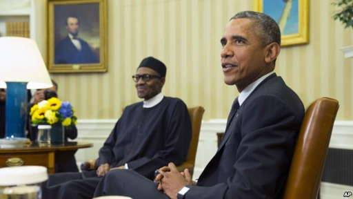 Les Etats-Unis soutiennent le Nigeria contre Boko Haram
