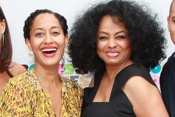 Diana et Tracee Ross