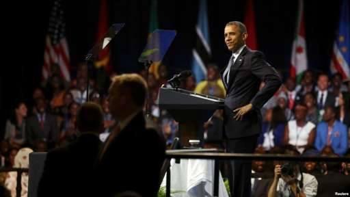 YALI 2015 : Obama en faveur d'une représentation africaine à l'ONU