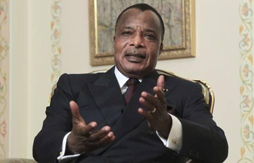 Le président Sassou veut accueillir 30 000 réfugiés au Congo