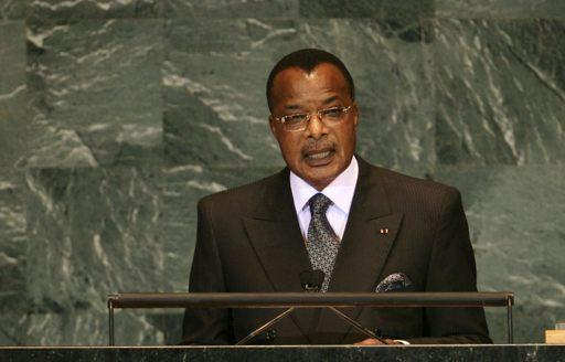 Congo Brazzaville : le Président Sassou annonce un référendum