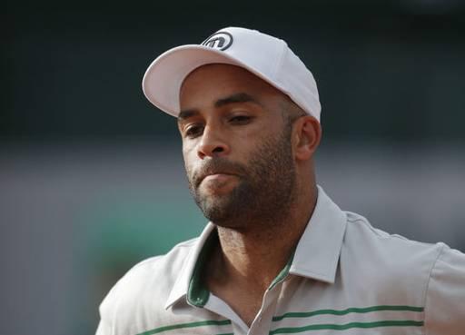 James Blake, un ancien joueur de tennis arrêté par erreur par la police