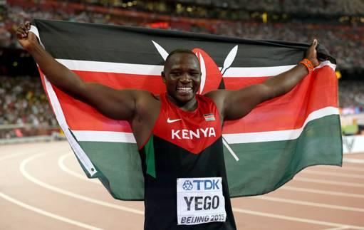 Mondiaux d'athlétisme : le Kenya au sommet