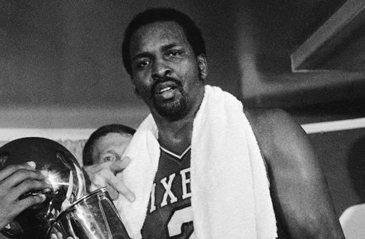 Moses Malone, l'ex-légende de la NBA est parti