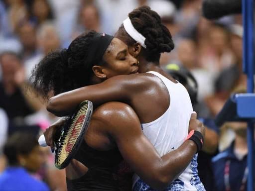 US Open 2015 : un 27ème duel intense entre les sœurs Williams