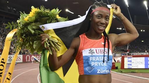Athlétisme : la confirmation de Shelly-Ann Fraser-Pryce
