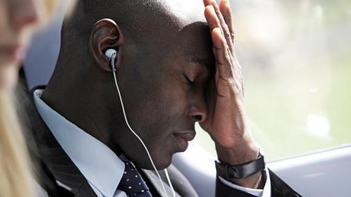 Dossier : «Oui je suis Noir et je souffre de dépression»