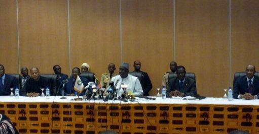 Burkina Faso: vers un projet d'accord politique de sortie de crise